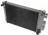 1967 - 1969 Camaro 3 Core Row w/ Factory AC Small Block OE Style Radiator for Automatic, 23 Inch