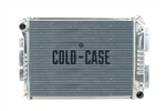 "1967 - 1969 Camaro COLD-CASE Big Block 23"" Aluminum Radiator for Automatic Trans"