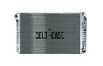 "1970 - 1981 Camaro COLD-CASE 26"" Aluminum Radiator for Manual Trans"