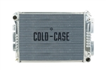 "1967 - 1969 Camaro COLD-CASE Small Block 21"" Aluminum Radiator for Automatic Trans"