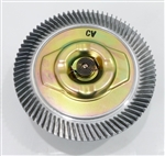 1969 - 1972 Camaro Engine Cooling Fan Clutch with CV Stamp, OE Style