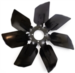 1970 - 1972 Camaro Engine Cooling Clutch Fan Blade, GM 3976064 with Date Code E71