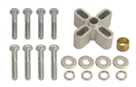1967 - 1981 Camaro Engine Cooling Fan Spacer Kit, 1""