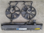 1987 - 1992 Radiator Cooling Fans, Used Original GM