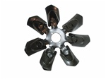 1970 - 1979 Engine Cooling Fan Blade, 18 Inch, 7 Blades, USA