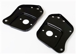 1967 Camaro Rally Sport Headlight Door Motor Mounting Brackets, Original Style