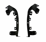 1969 Camaro Rally Sport Fender Conversion Adapter Brackets, Pair