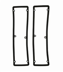 1967 - 1968 Hood Louver Gaskets Set, Super Sport, Pair