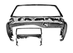 1968 Cowl Windshield Frame Assembly, Convertible