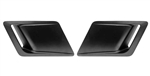 1980 - 1981 Camaro Z28 Fender Air Extractor Vents Louver Set