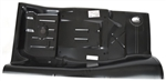 1970 - 1974 Camaro Full LH Floor Panel, Front and Rear
