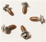 1970 - 1981 Camaro Rear Window to Trunk Lid Mounting Screws