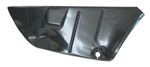 1970 - 1973 Trunk Floor Drop Off Filler Panel, RH Side