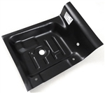 1970 - 1974 Camaro Floor Panel, Rear RH Section