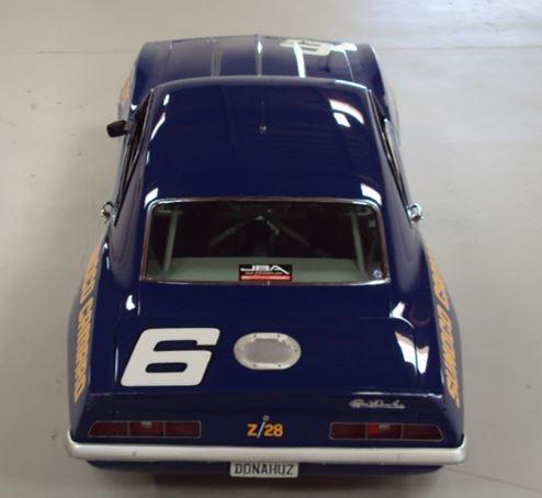1969 Camaro Fiberglass WIDE Body Panel Kit, PAIR OF FRONT