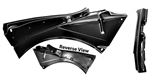 1967 - 1968 Camaro Inner Quarter Panel Brace for Convertible, LH