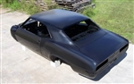 1969 Camaro Coupe Real Deal Steel Body Shell with Firewall, Top Skin, Drip Rails, Quarter Panels, Doors & Deck Lid