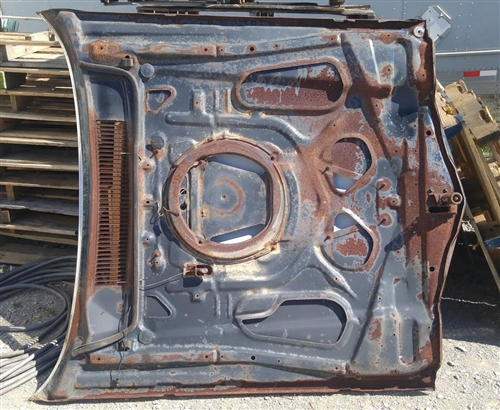 1980 1981 hood, z28 air induction with tear drop scoop, gm