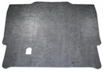 1970 - 1981 Camaro Hood Insulation Pad with Clips