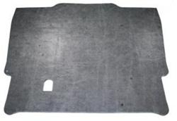1970-1981 camaro  hood insulation with clips