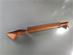1970 - 1973 Camaro Rear Spoiler Three Piece Used Original GM