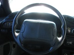 1993 - 1999 Steering Wheel, Leather
