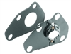 1969 Camaro Steering Column Firewall Mounting Plate Set