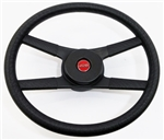 1970 - 1981 NEW 9761838 Camaro 4-Bar Rope Steering Wheel Kit with RED Z28 Horn Button 14008377, Now Available.