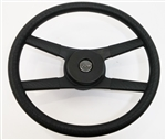 1970 - 1981 NEW 9761838 Camaro 4-Bar Robe Steering Wheel Kit with CHARCOAL Z28 Horn Button 14020237, Now Available.