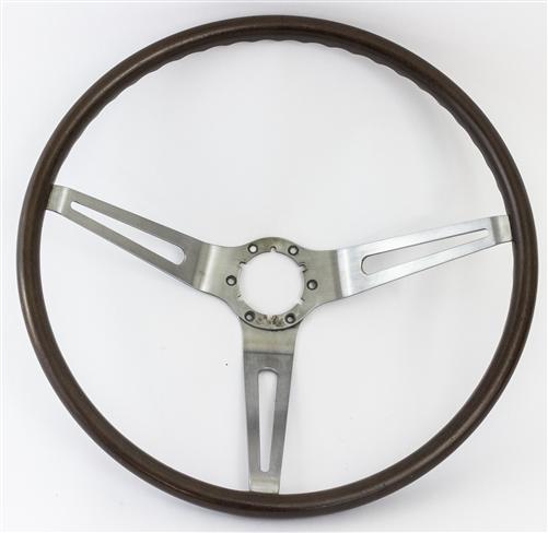 Used Camaro For Sale >> 1967 - 1968 Camaro Walnut Woodgrain Steering Wheel Kit, Original GM Used