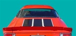 1974 Camaro Z28 Trunk Deck Lid Stripe Decal
