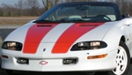 1993 - 1997 Decal Stripe Set, '97 30th Anniversary, Coupe or Convertible/T-Top, Complete, Choose Color