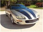 1998 - 2002 Decal Stripe Set, Z28 and Camaro, Choose Your Color