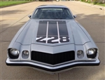 1974 Camaro Z28 Decal Stripe Set, Hood, Trunk, and Spoiler