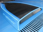 1980 - 1981 Camaro Air Induction Hood Scoop Decal Stripe Set, Choose Color
