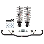 1967 - 1969 Camaro Handling Suspension Kit, QA1, Level 1