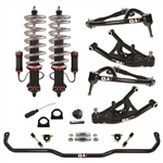 1967 - 1969 Camaro Handling Suspension Kit, QA1, Level 3