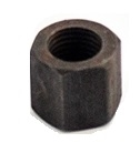 1967 - 1981 Rear End U-Bolt Nut, Economical Version, Each