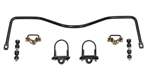 1967 - 1969 Camaro Heavy Duty REAR Sway Bar Kit, 3/4 Inch Diameter