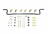 1982 - 1992 Sway Bar Kit, Rear, 3/4 Inch Diameter, Heavy Duty
