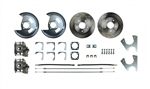 1968 - 1969 Camaro Rear Disc Brake Conversion Kit