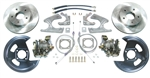 1970 - 1974 Camaro Rear Disc Brake Conversion Kit