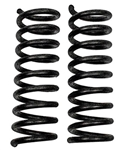 1967 - 1969 Coil Spring Set (DSE), Front, Small Block, 2 Inch Drop, Pair