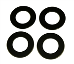 1967 - 1981 Camaro Subframe Mounting Hole Repair Washer Plates Set, 4 Pieces