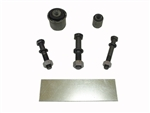 "1967 Traction Bar Rebuild Kit for ""I"" Beam or Square Version"