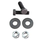 1967 - 1981 Camaro Idler Arm Mounting Hardware Bolt Set