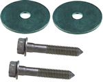 1970 - 1973 Camaro Radiator Support Bushing and Cushion Hardware Set with Correct Bolts and Washers
