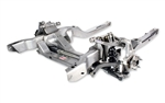 1967 - 1969 Camaro Detroit Speed Subframe Kit, DSE Hydroformed, Bare Metal and Unassembled