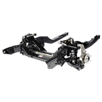 1967 - 1969 Camaro Detroit Speed Subframe Kit, DSE Hydroformed, Powder Coated and Assembled