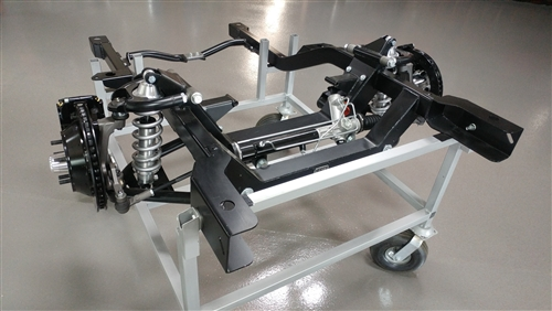 1967 - 1969 Assembled Heidts Camaro Painted Subframe Kit